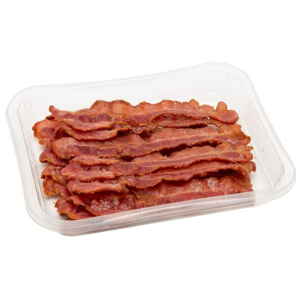 Pre-Cooked Bacon slices 50g - 80g